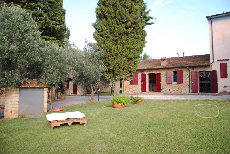 11 - Farmhouse in Gavorrano